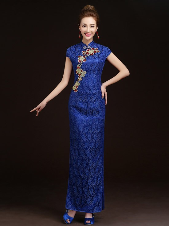 Custom-made Cheongsam / Qipao / Chinese Wedding Dress