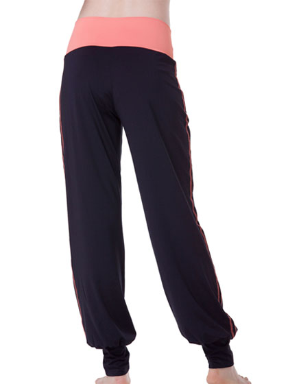 Cuffed-ankle Yoga Pant